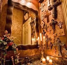 hacienda folk art wall decor achieve spanish style room