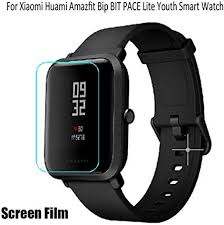Amazfit Bip Smartwatch 2pc <b>TPU Soft Screen Protector</b> SIKAI [Fully ...