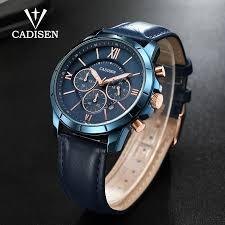 <b>CADISEN Mens</b> Watches Top Luxury Brand Sports Watch <b>Men</b> ...