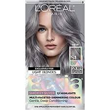 L'Oreal Paris Feria Multi-Faceted Shimmering <b>Permanent Hair Color</b>