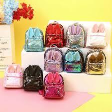 Купить Kids Toddler Girls Rabbit Backpack Kindergarten Schoolbag ...