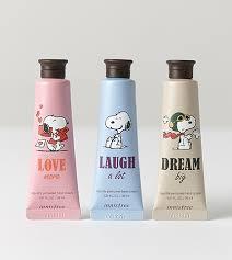 <b>innisfree</b> Snoopy <b>Jeju Life Perfumed</b> Hand Cream ingredients ...