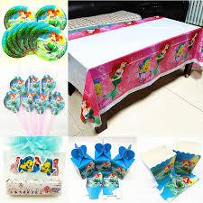 108cm*180cm <b>Princess</b> Table Cloth Kid <b>Birthday Party</b> Supplies ...