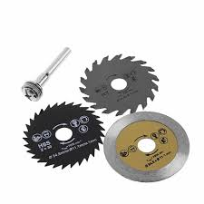3x Diamond <b>Mini</b> Circular Saw Blades Diamond cutting disc 54.8<b>x11</b> ...