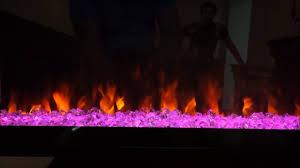 <b>Очаг Royal Flame</b> Vision 60 LED FX - работа в разных режимах ...