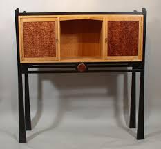 alder waterfall bubingaebonized ash asian inspired cabinet image asian inspired furniture