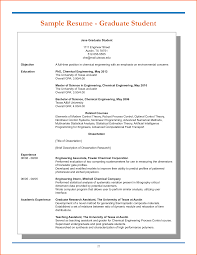 14 cv format for graduate student event planning template graduate student resume sample