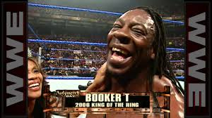 <b>Booker T</b> gets crowned King of the Ring in 2006 - YouTube