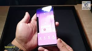 The <b>Samsung Galaxy S10</b> (SM-G973) Up Close! - YouTube