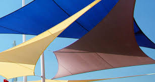Use Shade Sails with Planning to Enhance The Beauty and Ambiance