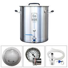 Комплект сусловарочный Ss Brew Kettle 10 (<b>40 л</b>). Купить в ...