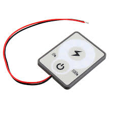 <b>TD16 24V LED Battery</b> Power Indicator Touch Button Switch Power ...