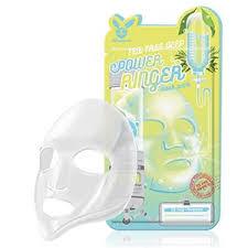 <b>Тканевая маска</b> для лица ELIZAVECCA Deep Power Ringer Mask ...