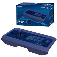 <b>HORI Real Arcade Pro</b> 4 Kai Arcade Stick for PS4 / PS3 (Blue) | The ...