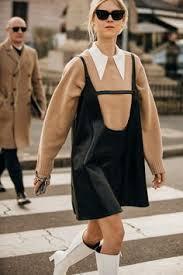 МЕХ, КОЖА: лучшие изображения (539) | Зимняя мода, Мода и ...