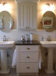 unfinished vanities cabinets small but sassy rms classic white bathroom center vanity sxjpgrendhgtv
