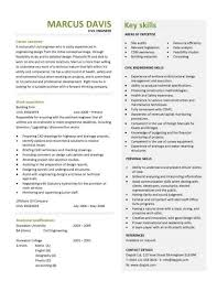 civil engineer resume format  seangarrette copic civil engineering cv   civil engineer resume