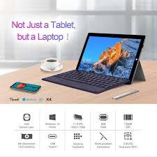 """<b>Teclast X4 11.6</b>"""" 2 In 1 Tablet PC Intel Gemini Lake N4100 Quad ..."""