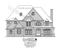 Meadow View House Plan   Craftsman House PlansMeadow View House Plan