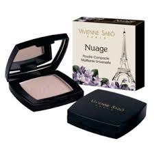 <b>Пудра компактная Vivienne sabo</b> Nuage Universal Compact Matt ...