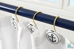 Занавеска (штора) из ткани для ванной комнаты 184х200 см ...