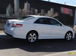 2010 Toyota Camry Se 2010 Toyota Camry Se In Super White Photo 7 500578 Jax Sports