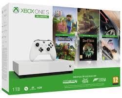 <b>Игровая приставка Microsoft Xbox</b> One S 1 ТБ S All Digital ...