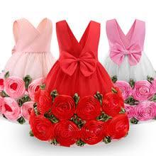 <b>Mermaid Flower</b> Girl Dress