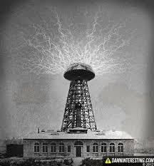 Tesla's Tower of Power • Damn Interesting