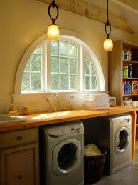 rustic style living room clever:  clever storage ideas for your tiny laundry room decorating and design blog hgtv