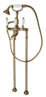 Купить <b>смеситель для ванны cezares</b> first first-vdp-02-bi бронза в ...
