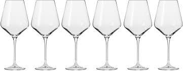 """<b>Набор бокалов для красного</b> вина Krosno """"Авангард"""" 490мл, 6 шт ..."""