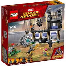 <b>Конструктор LEGO Super Heroes</b> Атака Корвуса Глейва