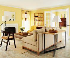 before and after fresh spring living room bhg living rooms yellow