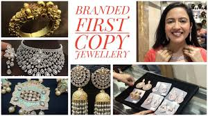 Branded FIRST COPY Artificial <b>Jewellery</b> in Delhi - YouTube