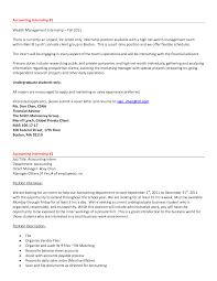 sample cover letter for accounting internship  employer internship    sample cover letter for accounting internship