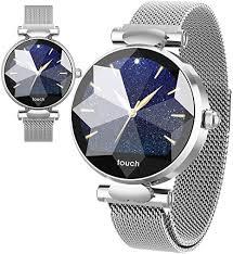 Multi-Perspective <b>Multi</b>-<b>Function Smart Watch</b> for Women: Amazon ...