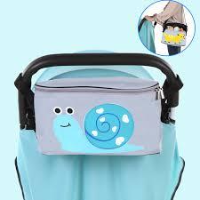 <b>stroller</b> organiser <b>stroller</b> bag hanging basket <b>baby</b> storage bag ...
