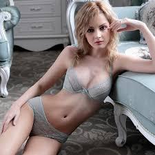 2019 Sexy <b>Women Summer</b> Ultra Thin <b>Bra</b> And Panty <b>Set</b> ...