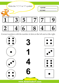 Kids Under 7: Kids math worksheetsKids math worksheets