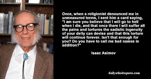 Isaac Asimov Quotes. QuotesGram via Relatably.com
