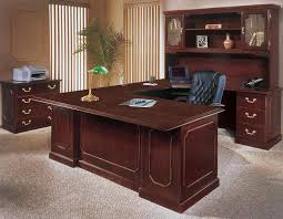 mahogany office desk home decoration amazing wood office desk