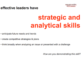 mc mal strategy analysis resources examples members demonstrating these skills
