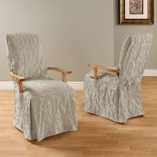 dining chair arms slipcovers: dining chair chair covers with arms design before after dining chair covers with