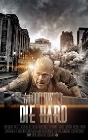 Póster de A Good Day to Die Hard