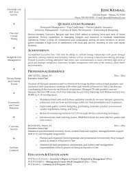 resume examples for cooks sample cook supervisor helper objectives gallery of resume examples for cooks