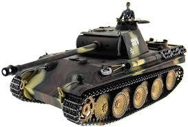 Купить <b>радиоуправляемый танк Taigen Panther</b> TYPE G PRO 1:16 ...
