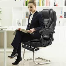 <b>Computer Chair Thicken</b> Sumptuous Boss Chair <b>Reclining</b> Massage ...
