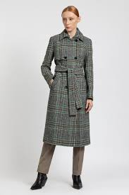 <b>Пальто с элементами trench</b> coat V201262N-1617C19