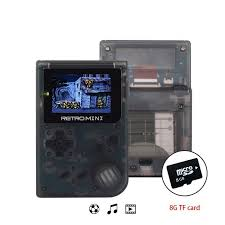 32 Bit <b>Portable Mini Handheld Game</b> Players Built-in 940 For GBA ...
